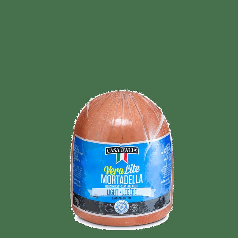 Casa Italia Vera Lite Mortadella Lactose Free Of