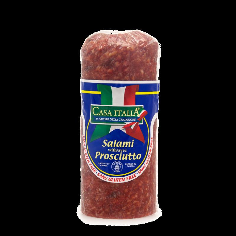 Casa Italia Salami With Prosciutto OF