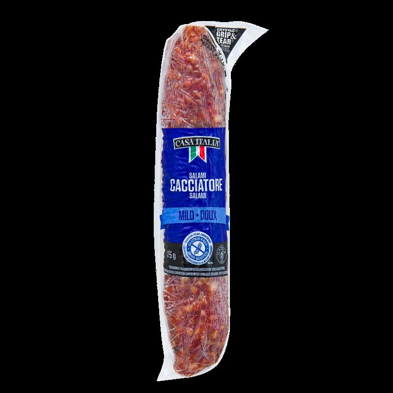 Casa Italia Cacciatore Salami Singles
