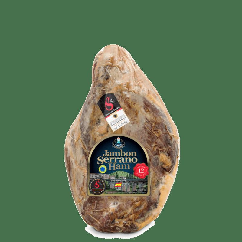 Duero Consorcio Serrano Ham Boneless TSG