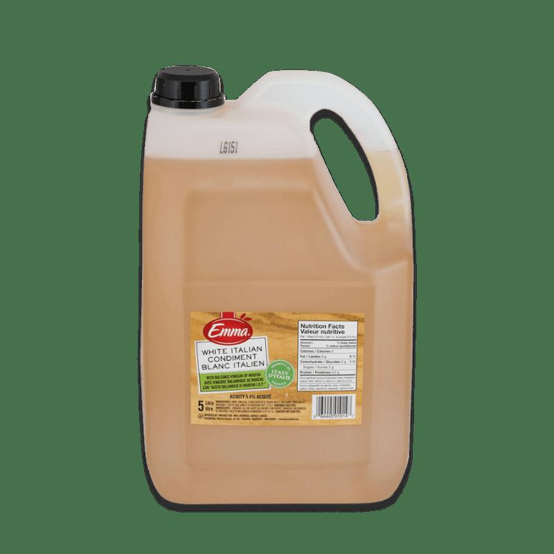 EMMA® White Balsamic Vinegar Jug
