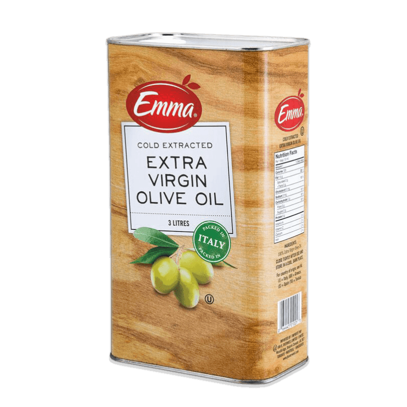 EMMA® Extra Virgin Olive Oil 3L