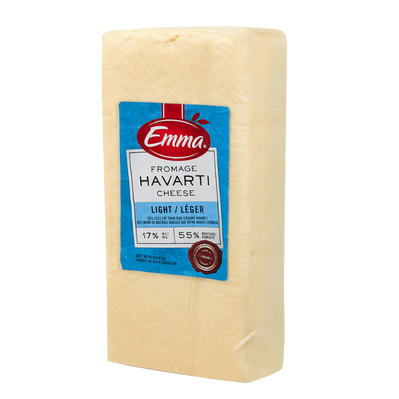 EMMA® Light Havarti Cheese
