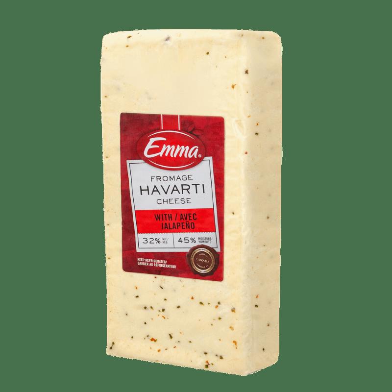 EMMA® Jalapeno Havarti Cheese