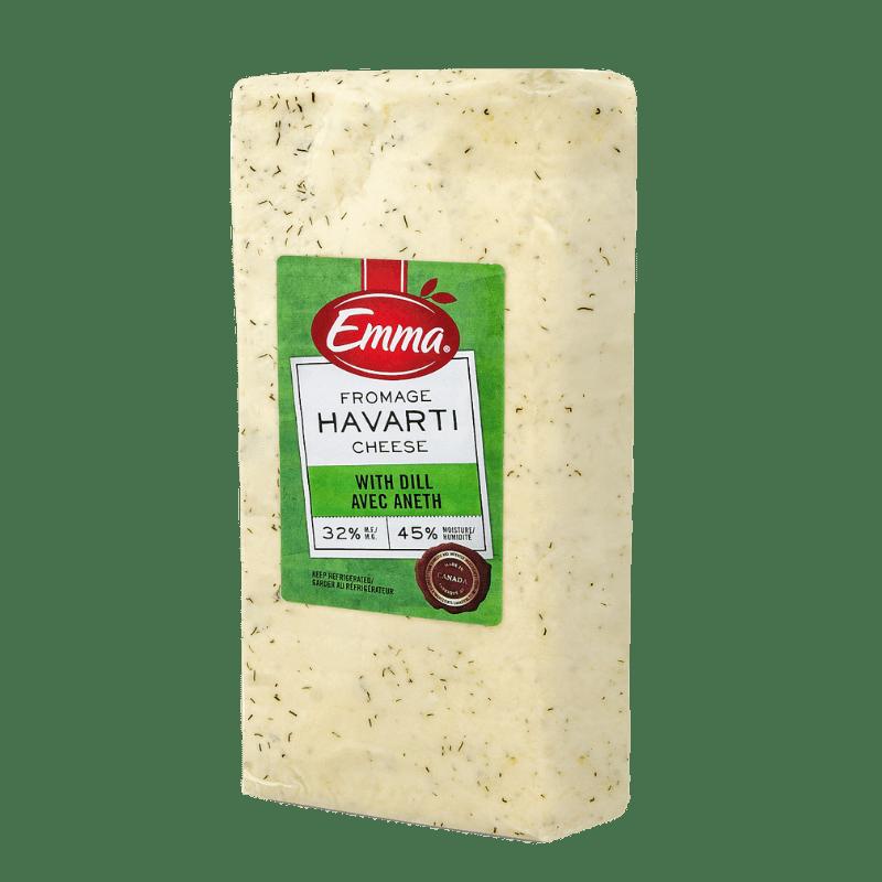 EMMA® Dill Havarti Cheese