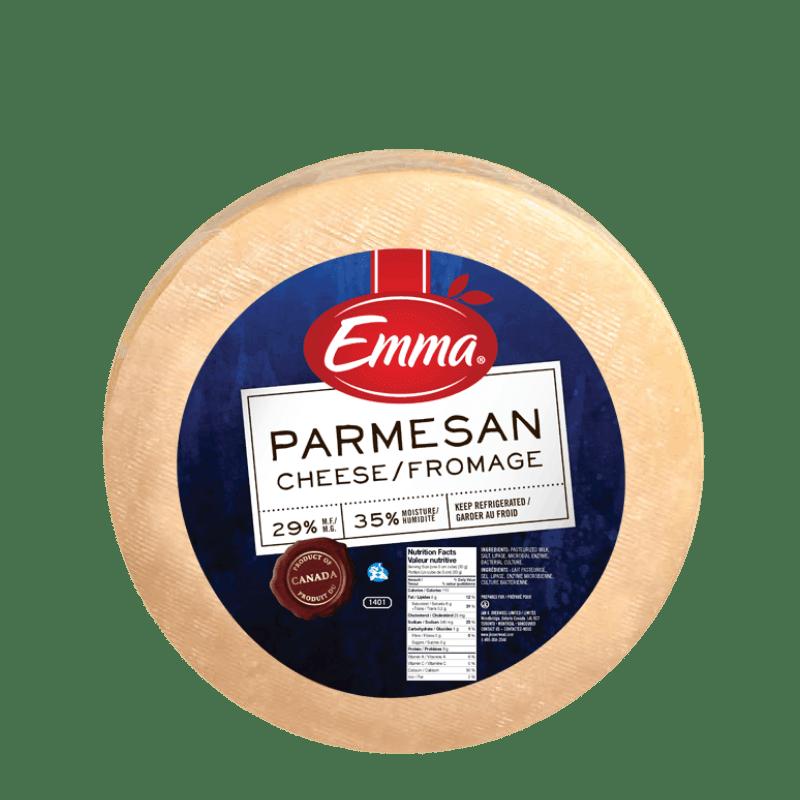 EMMA® Parmesan Cheese Wheels – Domestic