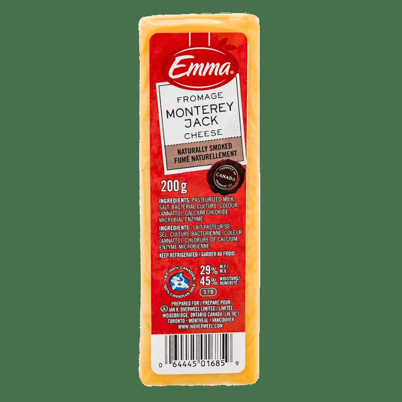 EMMA® Monterey Jack – Naturally Smoked