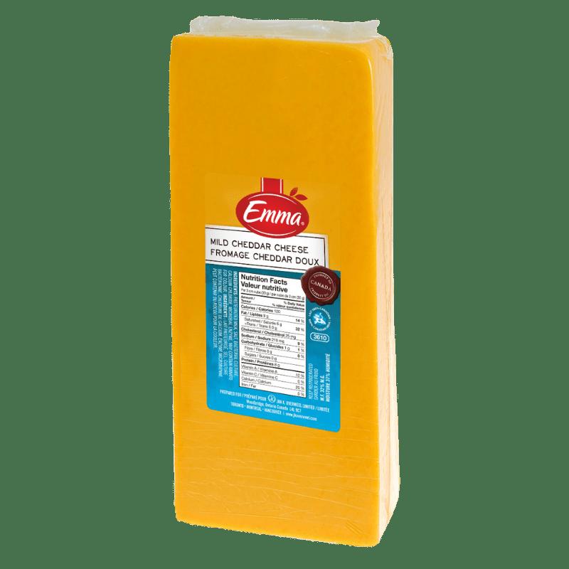 EMMA® Mild Coloured Cheddar