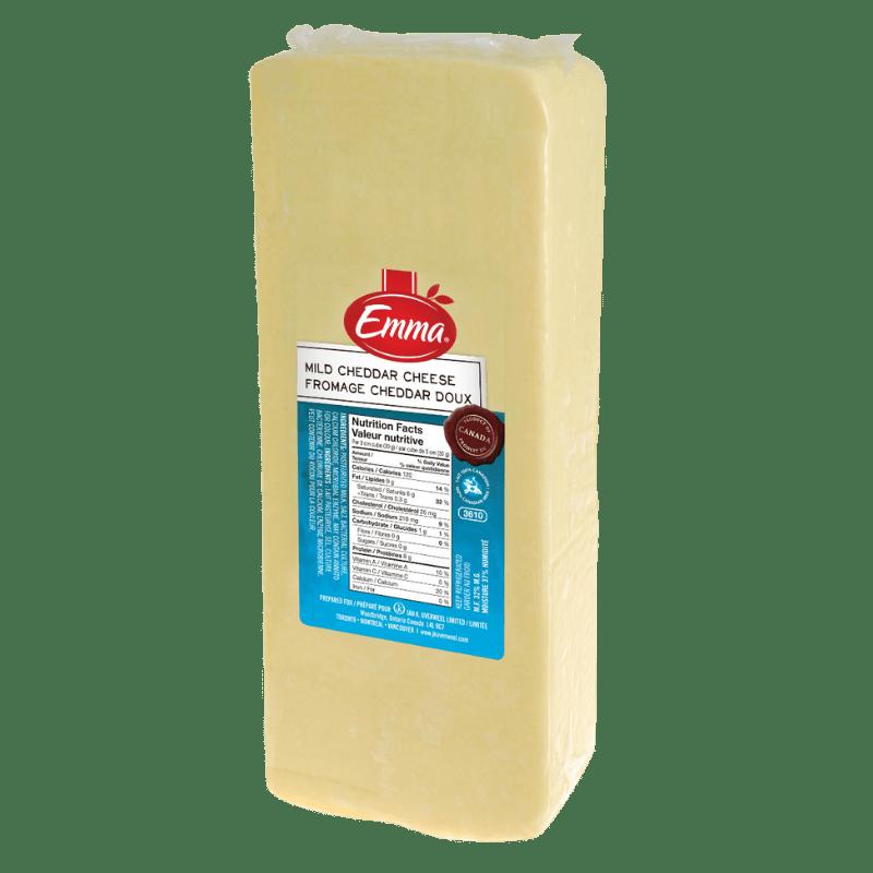 EMMA® Mild White Cheddar