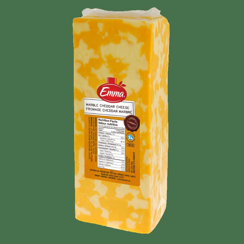 EMMA® Marble Cheddar