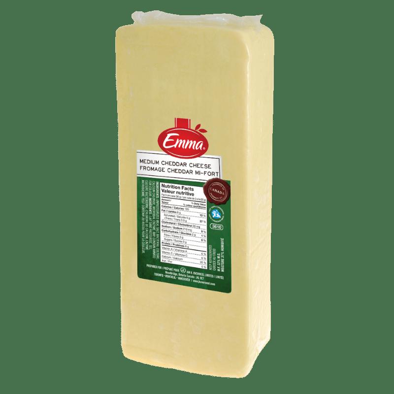 EMMA® Medium White Cheddar