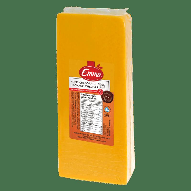 EMMA® Old Coloured Cheddar