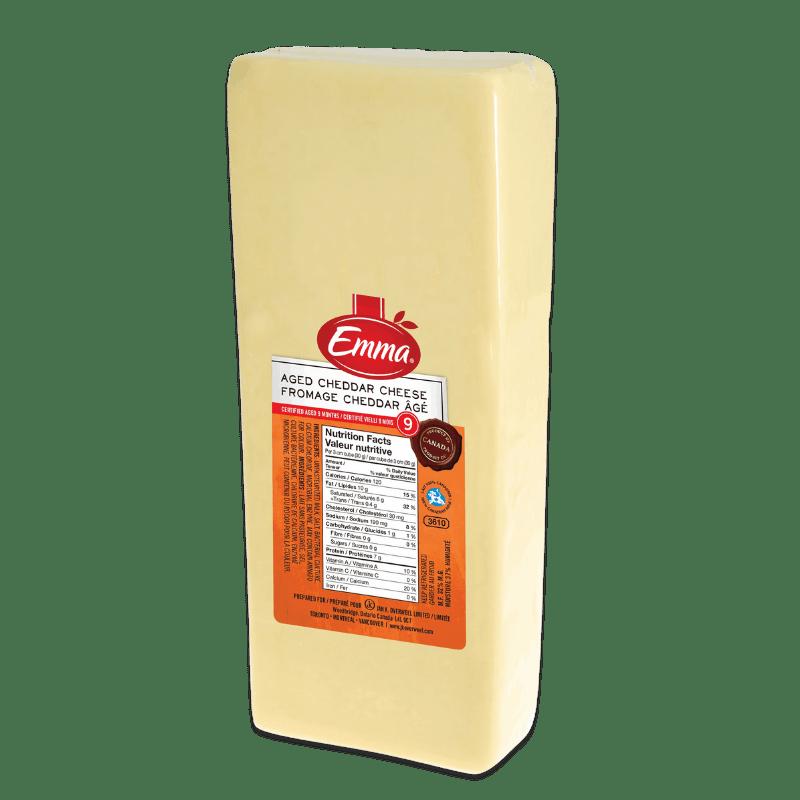 EMMA® Old White Cheddar