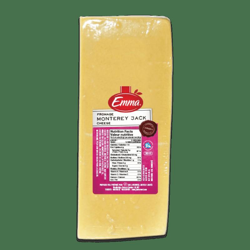 EMMA® Monterey Jack – Coloured Cheese