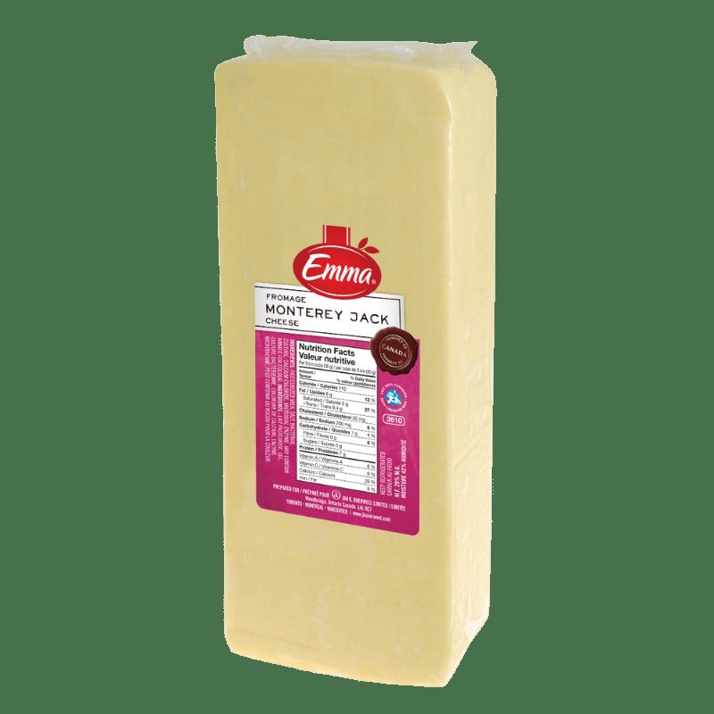 EMMA® Monterey Jack – White