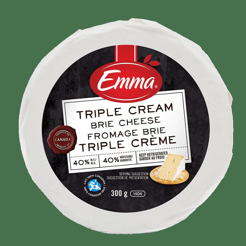 EMMA® Brie Triple Cream