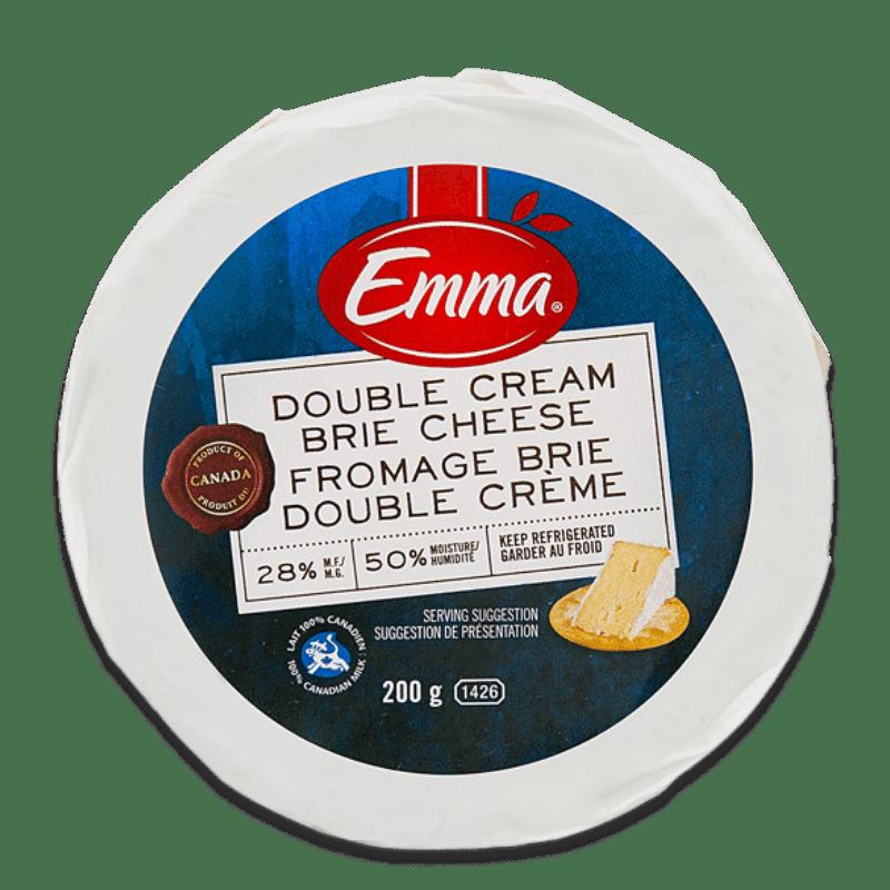 EMMA® Brie Double Cream