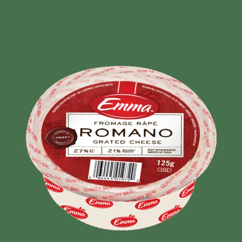 EMMA® Grated Romano Tubs