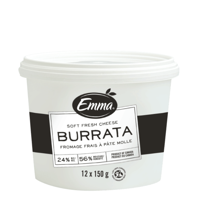EMMA® Burrata Square Pail 150 g