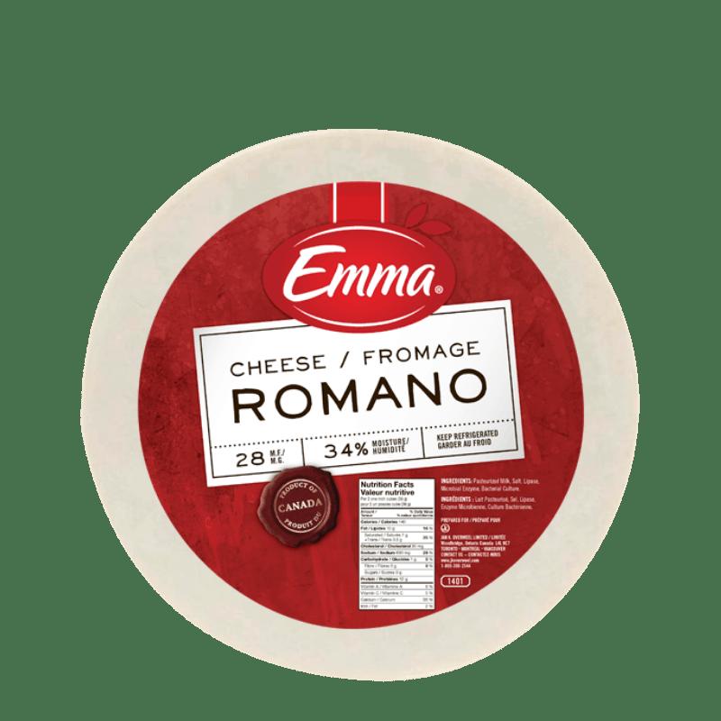 EMMA® Romano Cheese