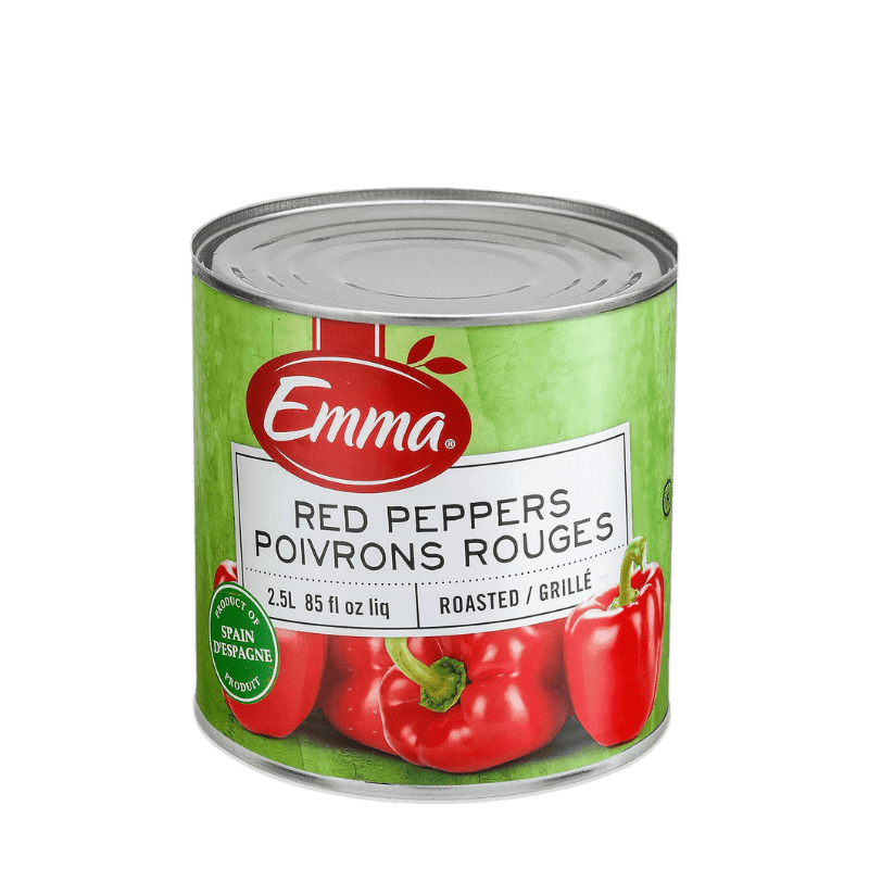 EMMA® Roasted Red Peppers – California