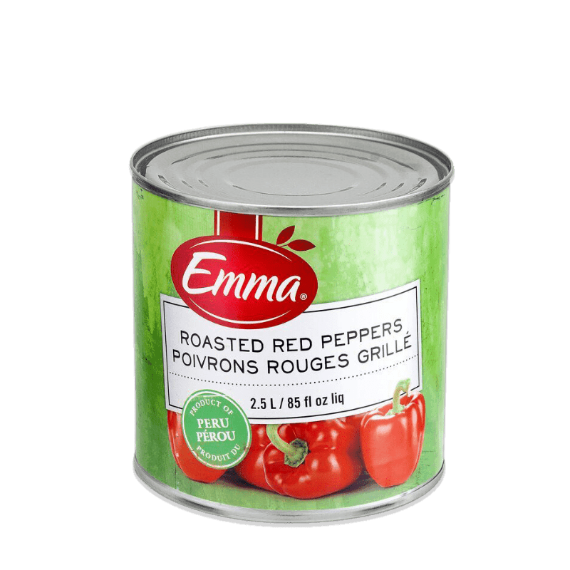 EMMA® Roasted Red Capia Peppers