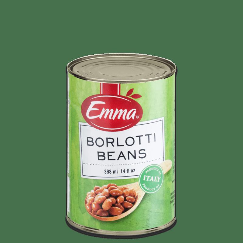 EMMA® Romano Borlotti Beans
