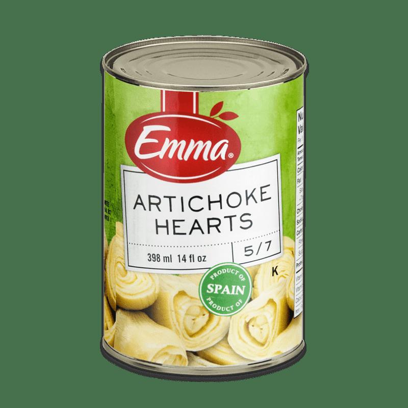 EMMA® Artichoke Hearts – Tins