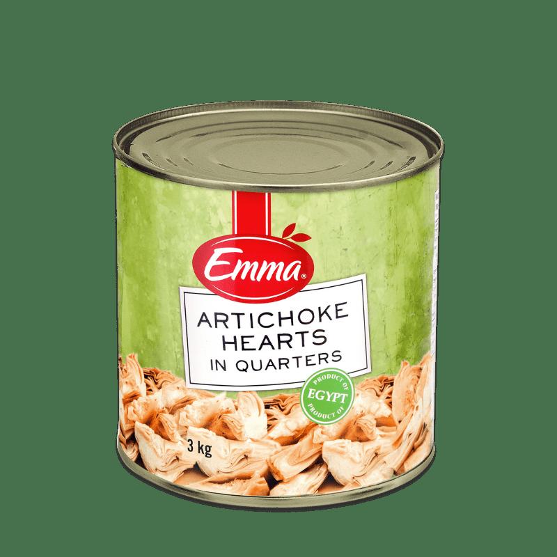 EMMA® Artichoke Hearts – Quarters Egyptian