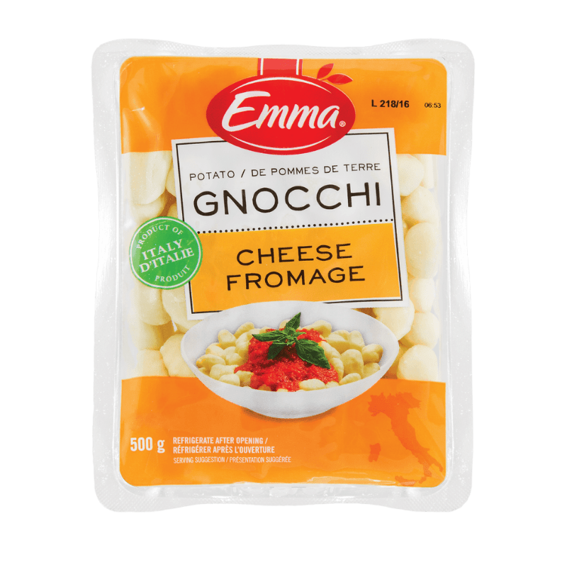 EMMA® Gnocchi with Cheese