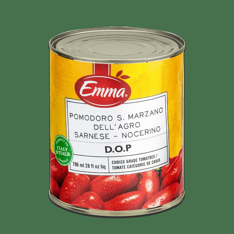 EMMA® Authentic San Marzano Tomatoes DOP