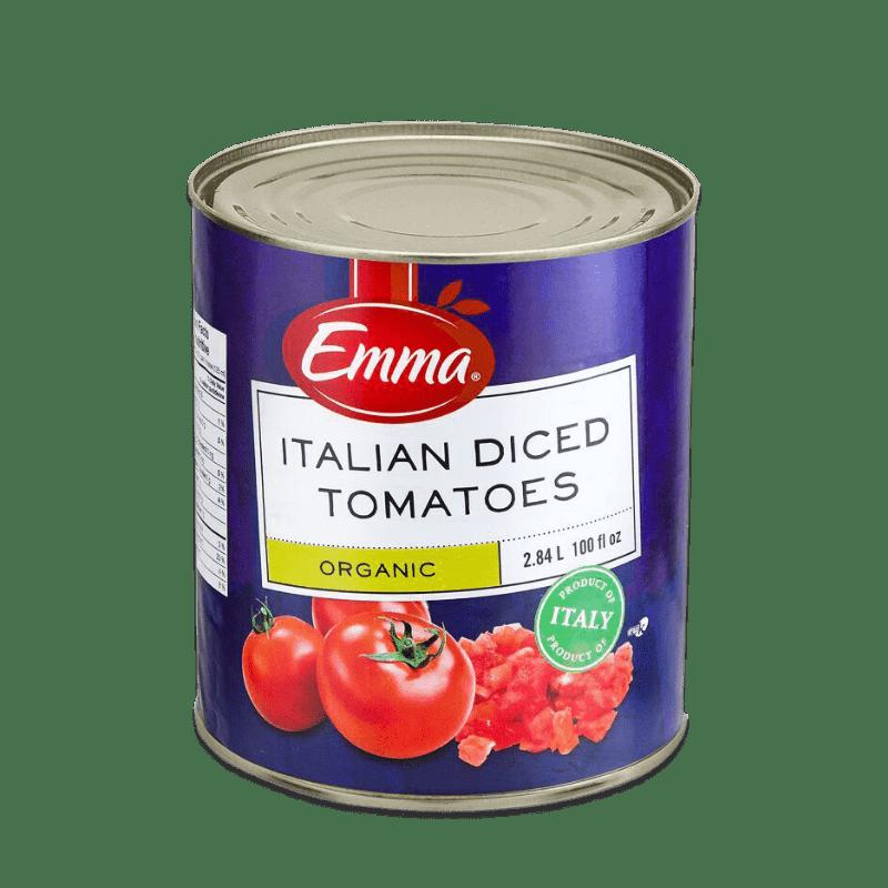 EMMA® Organic Italian Diced Tomatoes