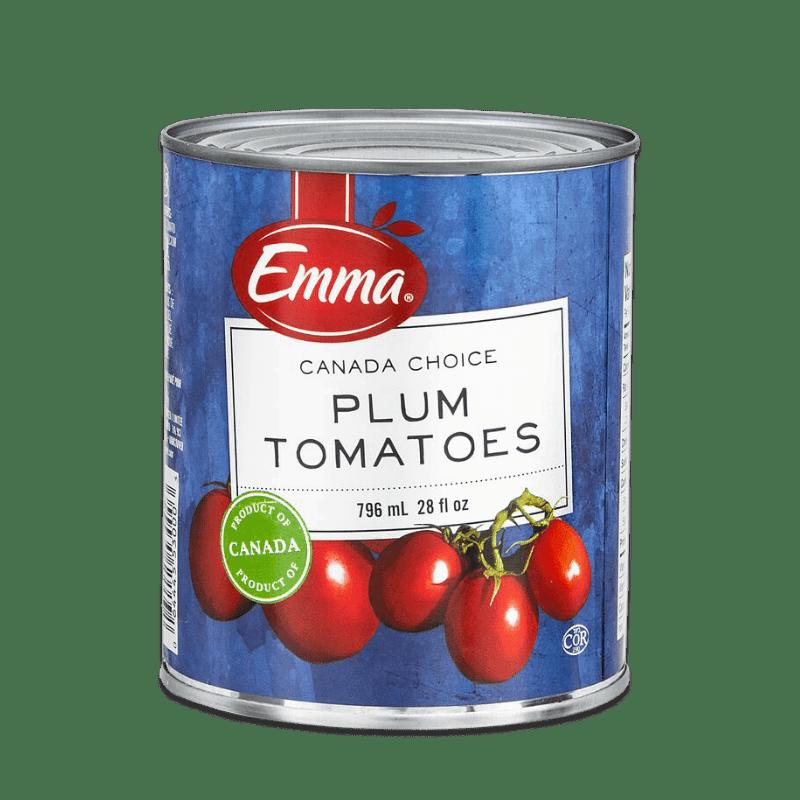 EMMA® Plum Tomatoes – Domestic