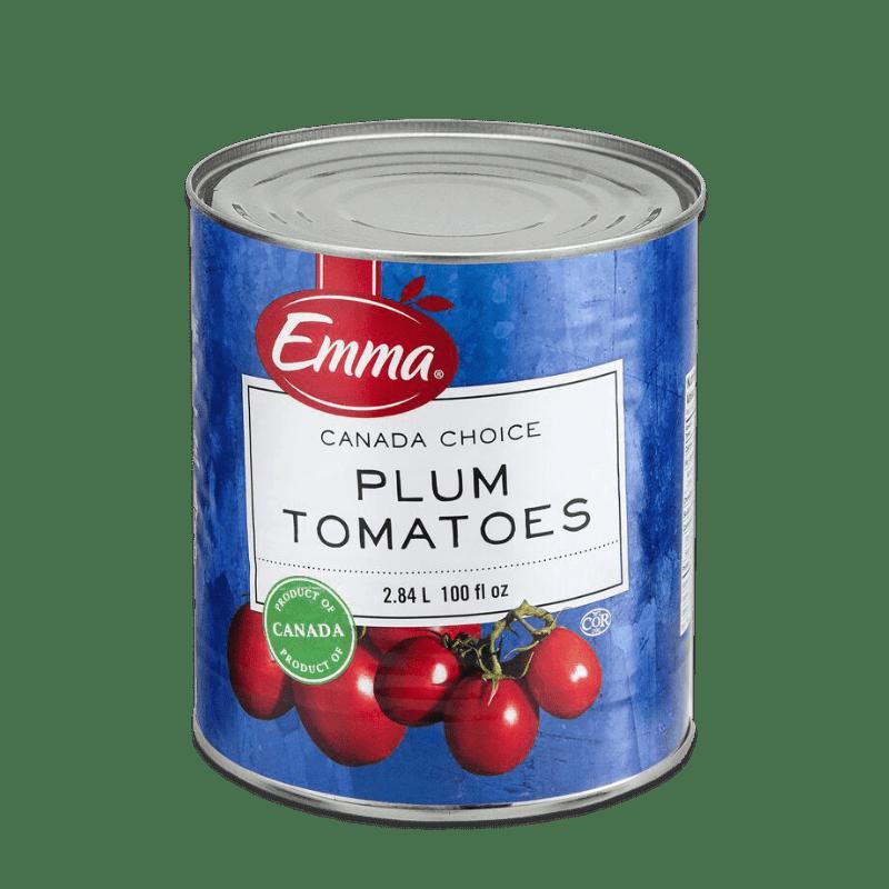 EMMA® Plum Organic Tomatoes – Domestic