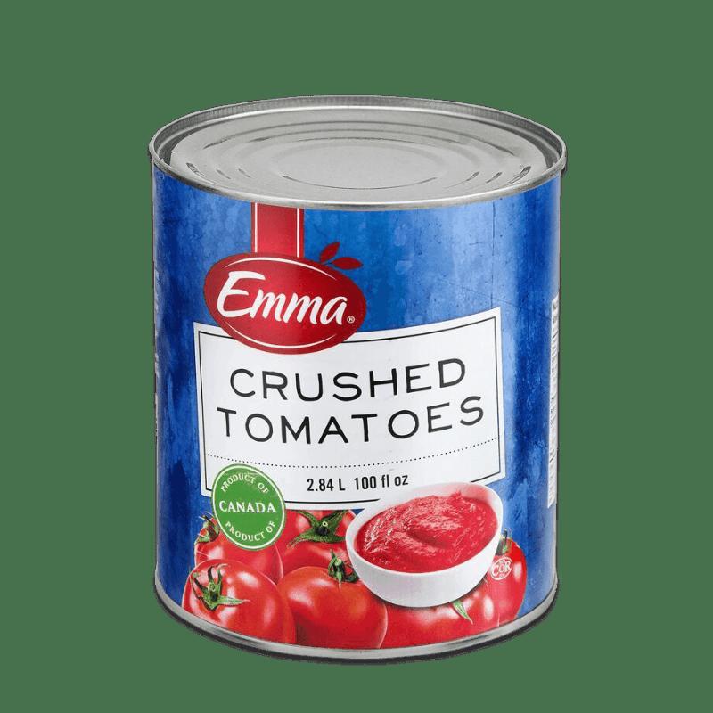 EMMA® Crushed Tomatoes – Domestic