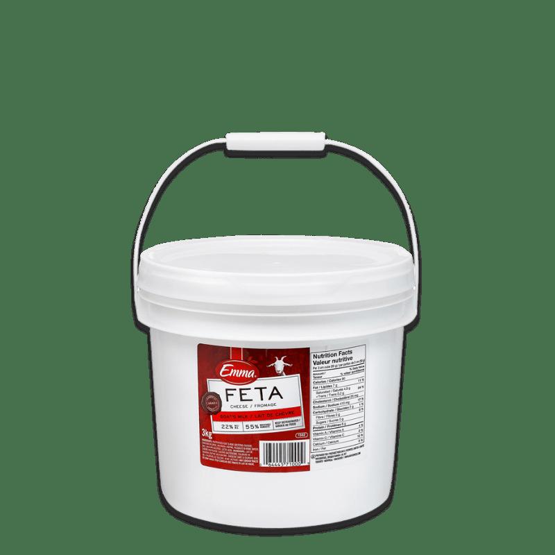 EMMA® Goat's Milk Feta – 3kg