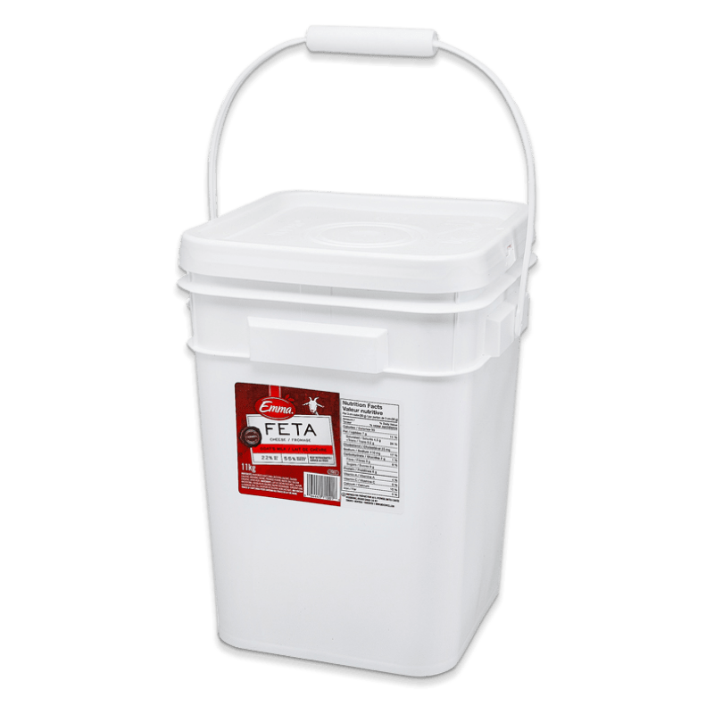 EMMA® Goat's Milk Feta – 11kg