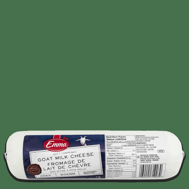 EMMA® Goat's Milk Cheese Roll