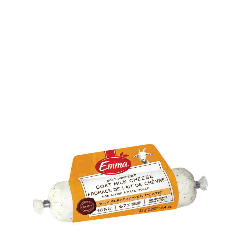 EMMA® Mini Pepper Goats Milk Roll