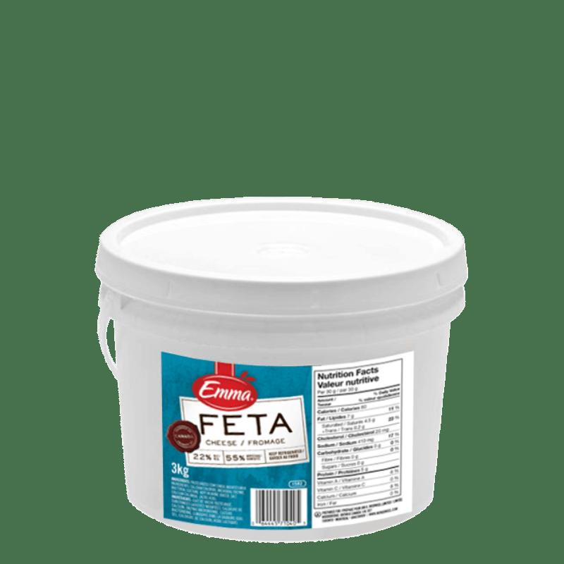 EMMA® Cow's Milk Feta – 3kg