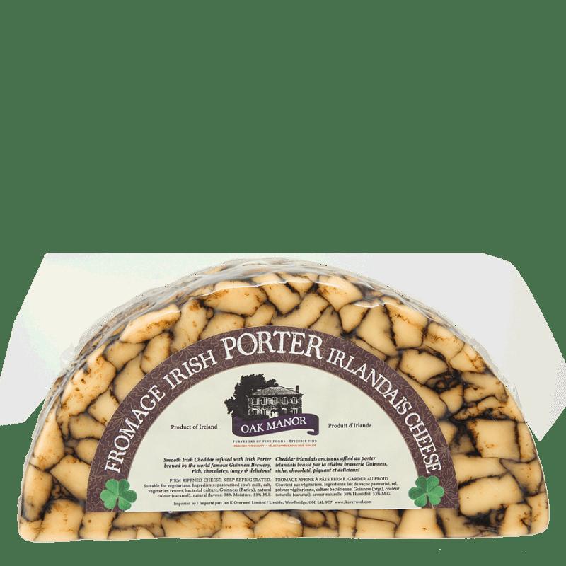Oak Manor Irish Porter Cheese