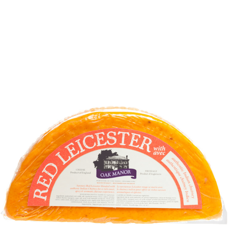 Oak Manor Bollywood Red Leceister & Indian Chutney