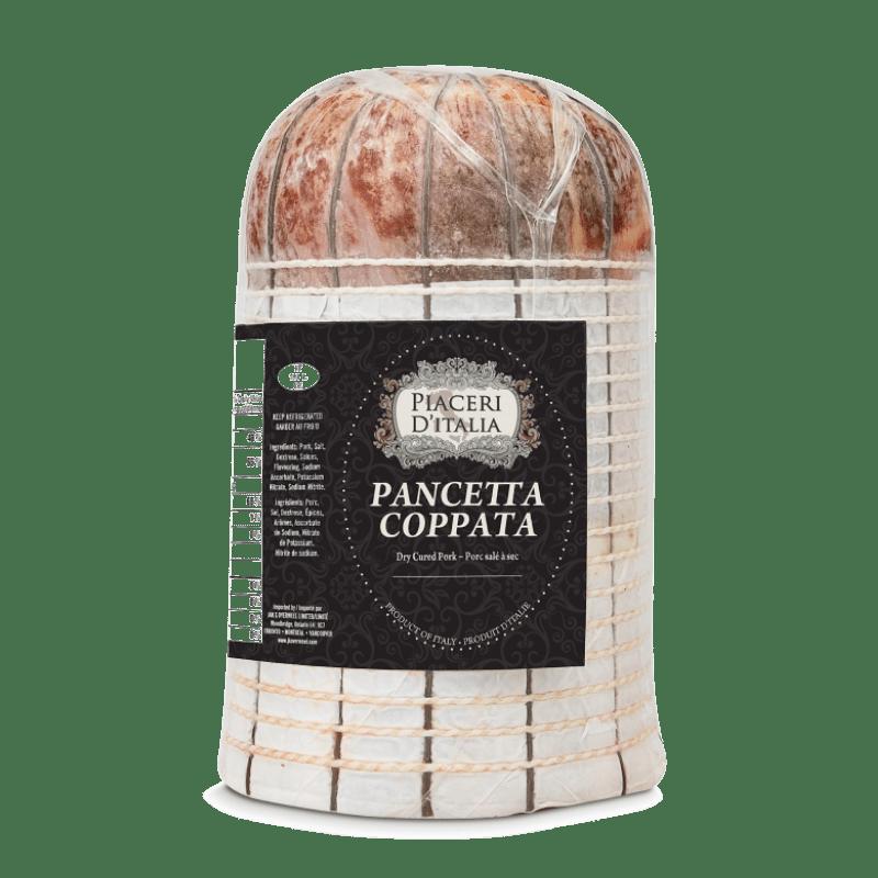 Piaceri D'Italia Pancetta Coppata