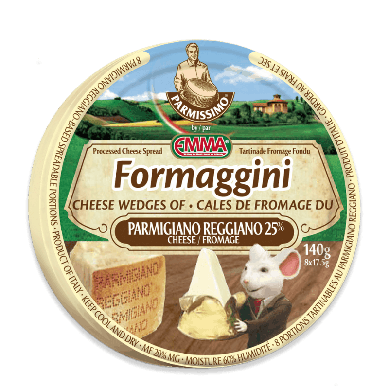 EMMA® Parmigiano Reggiano Formaggini