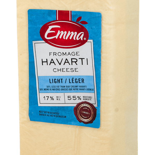 Emma Light Havarti Cheese-0