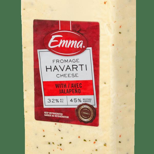 Emma Jalapeno Havarti Cheese-0