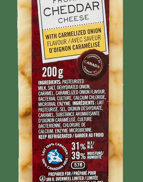 Emma Cheddar Cheese - Carmelized Onion-0