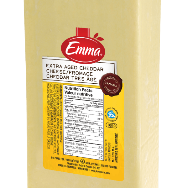 Emma Extra Old White Cheddar-0