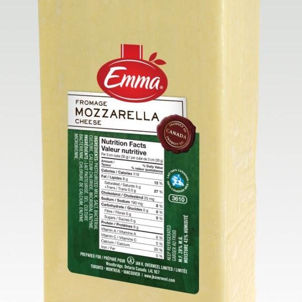 Emma American Mozzarella-0