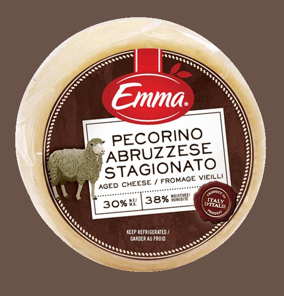 Emma Pecorino Stagionato Abruzzese-0